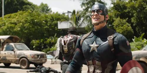 Captain America: Civil War - Clip Come nell'addestramento