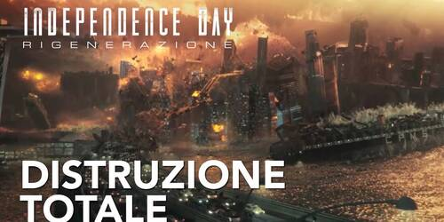 Distruzione Totale - Featurette da Independence Day: Rigenerazione