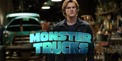 Monster Trucks - Trailer italiano