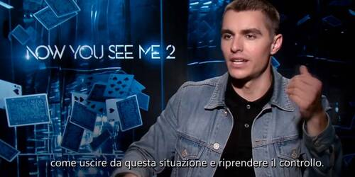 Now You See Me 2 – Intervista al cast