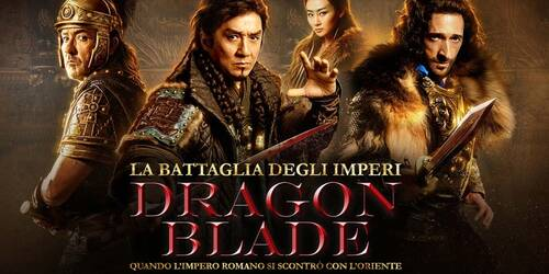 Trailer La battaglia degli imperi - Dragon Blade