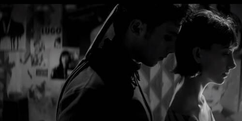 A Girl Walks Home Alone at Night - Clip