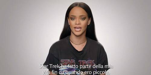 Star Trek Beyond - Featurette Rihanna