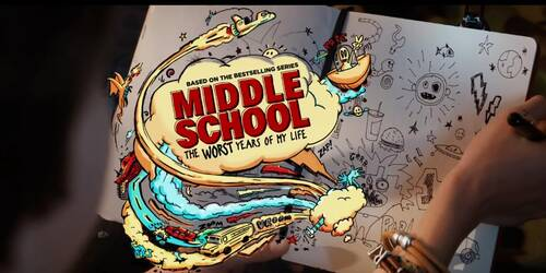 Trailer - Middle School: The Worst Years of My Life