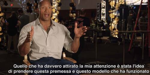 Una spia e mezzo - Intervista a Dwayne 'The Rock' Johnson