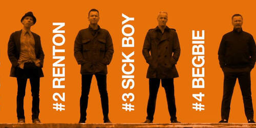 Trainspotting 2 - Teaser Trailer Italiano