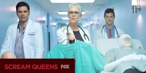 Scream Queens - Stagione 2 - Teaser Time To Scrub Up, Ladies