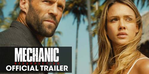 Trailer - Mechanic: Resurrection