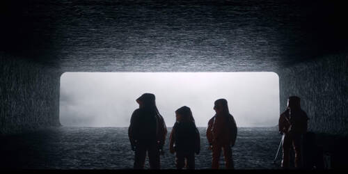 Arrival - Clip They are not leaving