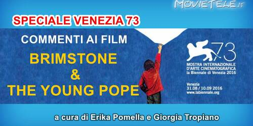 The Young Pope e Brimstone: i nostri commenti da Venezia 73