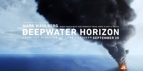 Deepwater Horizon - Trailer