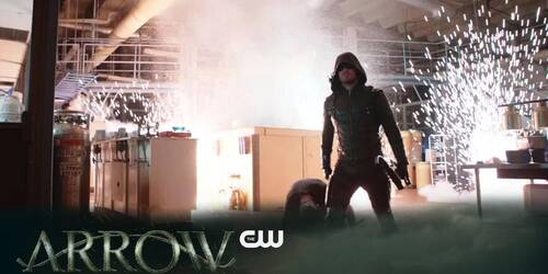 Arrow 5 - Can't Be Stopped Extended Trailer