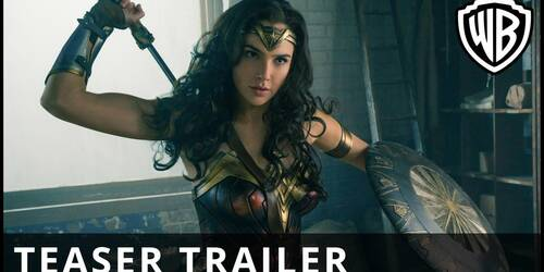Wonder Woman - Teaser Trailer Italiano