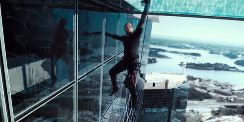 Mechanic: Resurrection - Clip 1