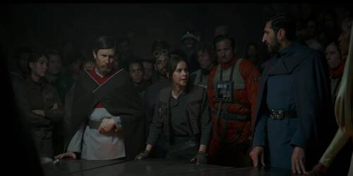 Rogue One: A Star Wars Story - Clip Il tempo di combattere è ora