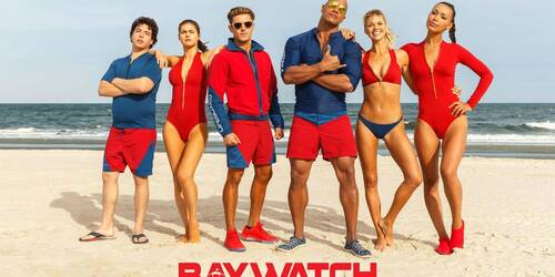 Baywatch - Teaser Trailer Italiano