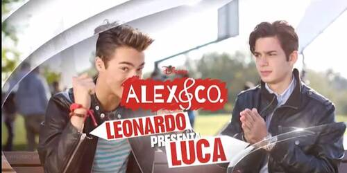Alex and Co. - Music Video 'Incredibile' con Leonardo Cecchi e Beatrice Vendramin