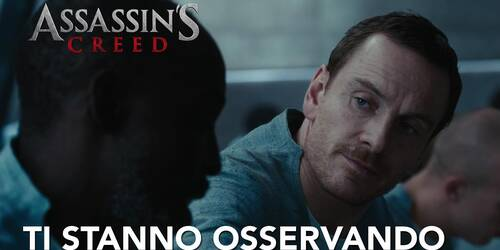 Assassin's Creed - Clip Ti stanno osservando