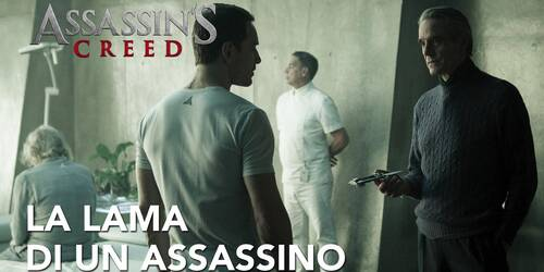 Assassin's Creed - Clip La Lama di un Assassino