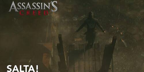 Assassin's Creed - Clip E' il momento di saltare