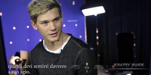 Fallen - Featurette cast