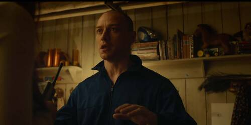 Clip Walkie Talkie da SPLIT di M. Night Shyamalan