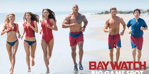 Baywatch (2017) - Spot Super Bowl