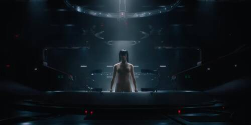 Ghost in the Shell - Trailer 2 italiano