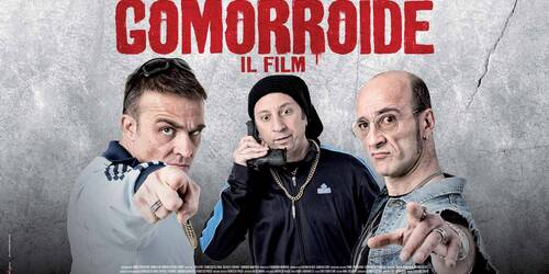Gomorroide Il Film - Clip Un fan insospettabile