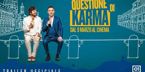 Questione di Karma - Backstage del Film