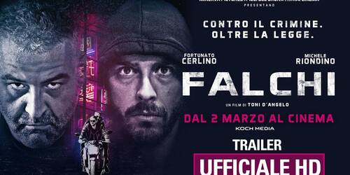 Falchi - Trailer film di Toni D'Angelo