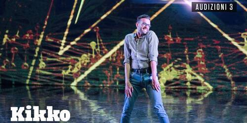 Trejolie, video esibizione nella Finale di Italia's Got Talent 2017