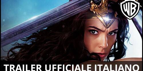 Wonder Woman - Trailer italiano