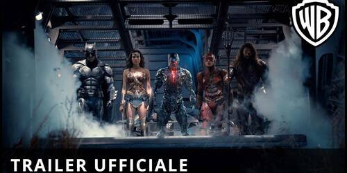 Justice League - Trailer italiano