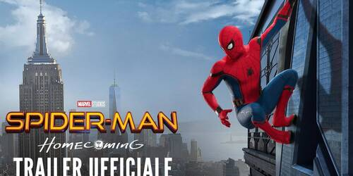 Spider-Man: Homecoming - Trailer 2 italiano