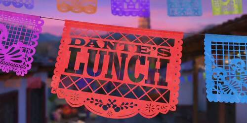 Coco - Dante's Lunch - A Short Tail