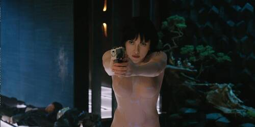 Ghost in the Shell con Scarlett Johansson - Primi 10 minuti del film