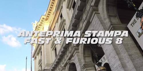 Fast and Furious 8 - Trailer 2 italiano