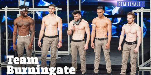 IGT2017 - Team Burningate in Semifinale