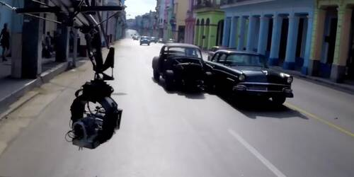 Fast and Furious 8 - Featurette Le auto di Cuba