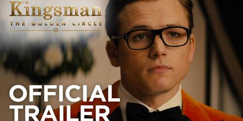 Trailer Kingsman: The Golden Circle