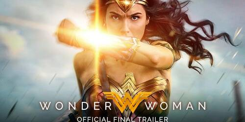 Wonder Woman - Trailer 5 dagli MTV Movie and TV Awards