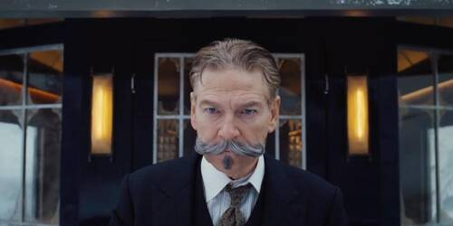 Trailer Murder on the Orient Express