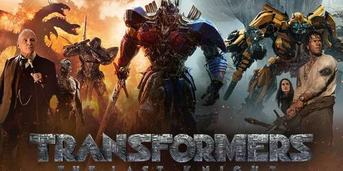 Transformers: The Last Knight - Trailer Internazionale