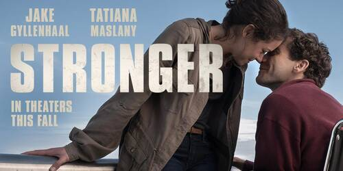 Stronger - Trailer film di David Gordon Green