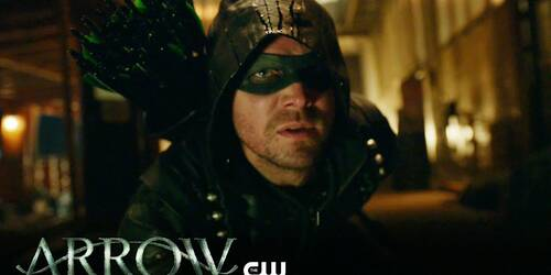 Arrow - Stagione 5 - First Look (Comic-Con)