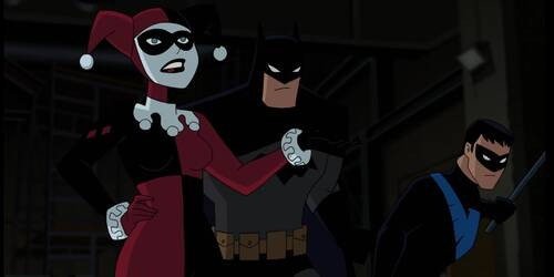 Batman and Harley Quinn - Trailer italiano