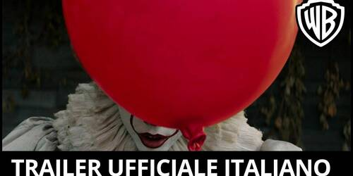 IT di Andres Muschietti, Primo Trailer italiano