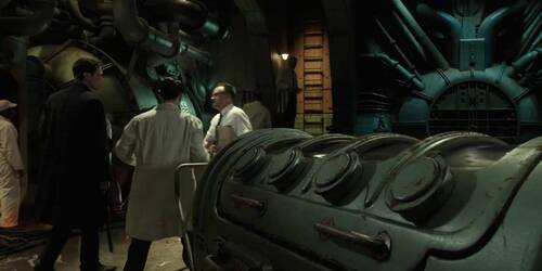 The Shape of Water - Clip 1