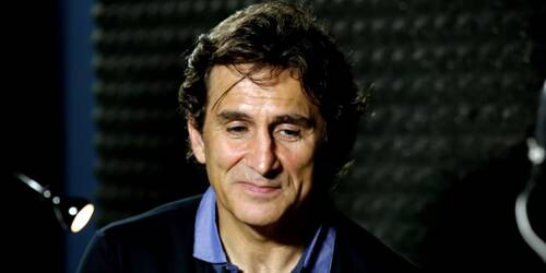 Cars 3 - Alex Zanardi voce di Guido